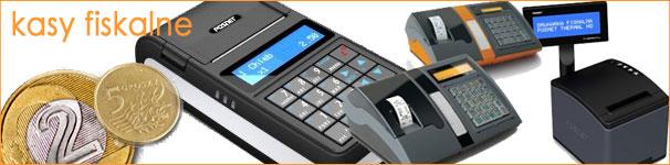 urządzenia fiskalne, kasy fiskalne