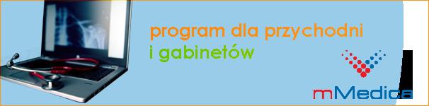 mMedica - program dla przychodni i gabinetów