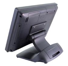 terminale dotykowe Posiflex POS-3315 z tyłu