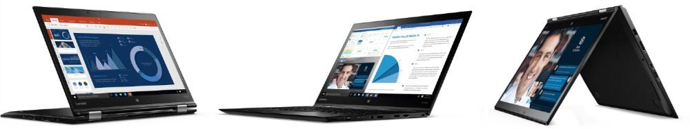 Lenovo Yoga 3 odsłony