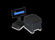Drukarka fiskalna Posnet Thermal XL z wyświetlaczem wolnostojącym
