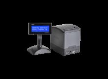 Terminal fiskalny Posnet Thermal HD z wyświetlaczem wolnostojącym