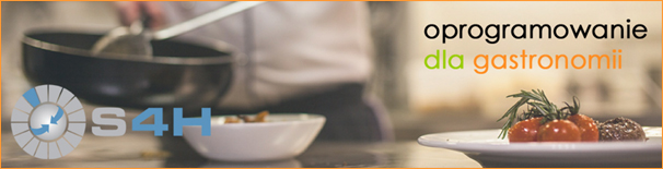 oprogramowanie dla gastronomii s4h